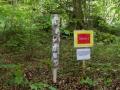Stummer-Posten-mit-Angelzubehör